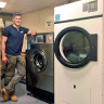 second hand horse rug laundry equipment
